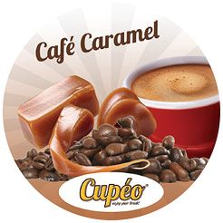 CUPEO Káva Karamel - 1
