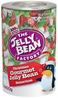 Vánoční mix bonbonů - JELLY BEAN  - 1