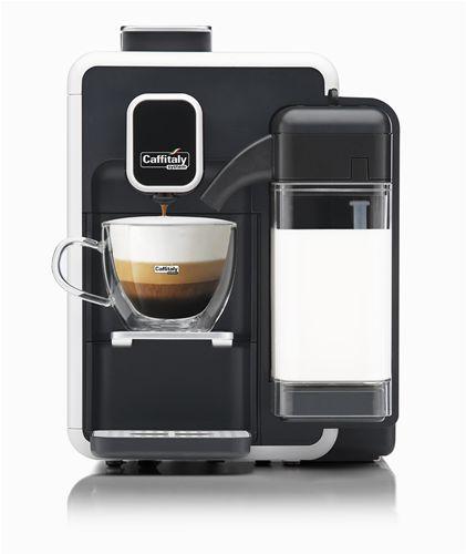 S22 bílý - espresso na kapsle - 1