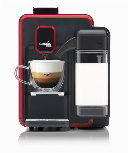 S22 červený - espresso na kapsle - 1