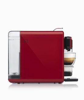 S22 červený - espresso na kapsle - 4
