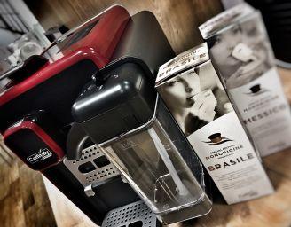 S22 červený - espresso na kapsle - 5