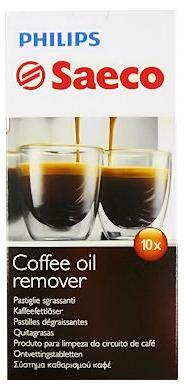Tablety na odstraňování kávového oleje - 1