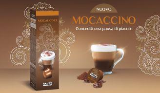 Mocaccino - kapsle - 2