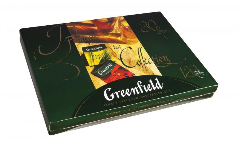 Dárková kazeta GREENFIELD  - 1