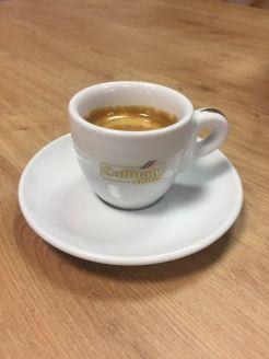 Caffitaly šálek s podšálkem - espresso - 2