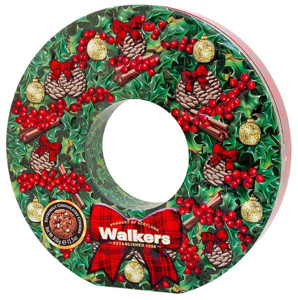Vánoční věnec Walkers - 1