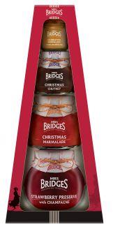 Vánoční kolekce džemů Mrs.Bridges - 1