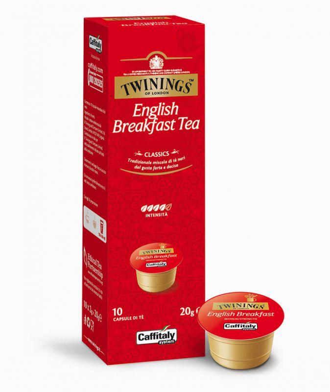 Čaj Twinings English Breakfast - kapsle - 1