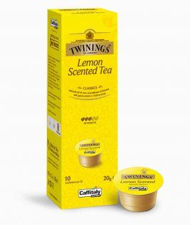 Čaj Twinings citronový - kapsle - 1