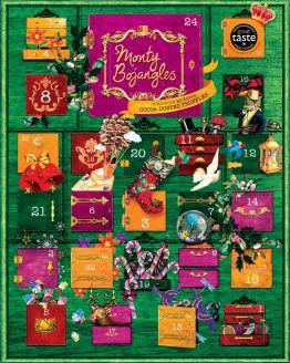 Prémiový adventní kalendář Monty Bojangles - 2