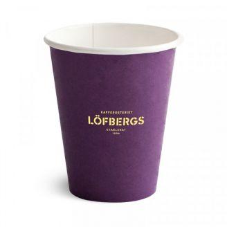 Kelímek Löfbergs 237ml papírový - 1
