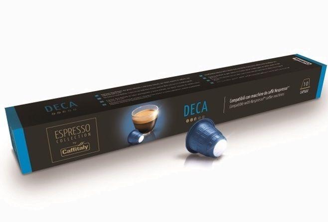 Káva DECA - Espresso - kapsle NESPRESSO®* - 1