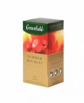 Ovocný čaj SUMMER BOUQUET - Greenfield - 1