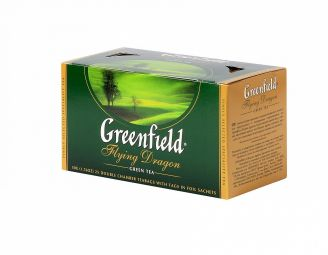 Zelený čaj FLYING DRAGON - Greenfield - 1