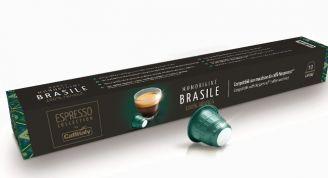 Káva BRASILE - Espresso - kapsle NESPRESSO®* - 1
