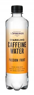 CAFFEINE WATER - Passionfruit 500ml - 1