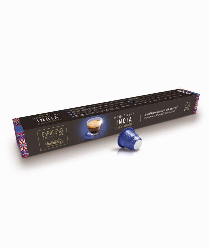 Káva INDIE - Espresso - kapsle NESPRESSO®* - 1
