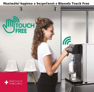 Blupura BluSoda Touch Free - 4