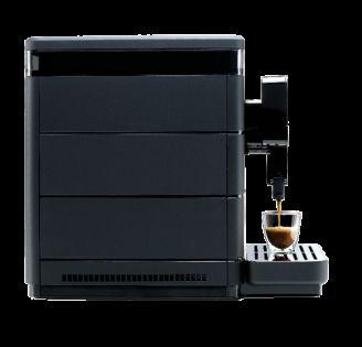 Saeco New Royal Black - 2