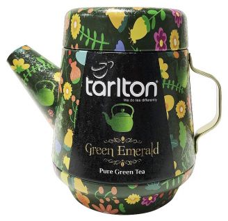 Zelený čaj Tarlton TEA POT 100g - 1