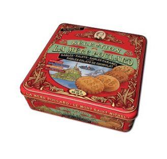 Francouzské sušenky LA MÉRE POULARD - kolekce 750g - 2