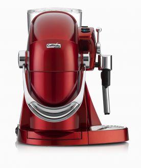 S11 červené - espresso na kapsle - 1