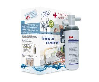 Filtrovaná voda - sestava do kuchyně/domácnost - 1