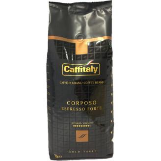 Zrnková káva Caffitaly Corposo 1 kg - 1