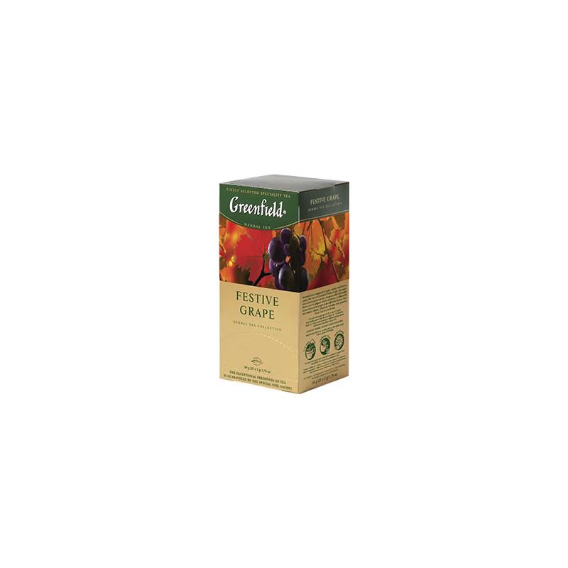 Ovocný čaj FESTIVE GRAPE - Greenfield