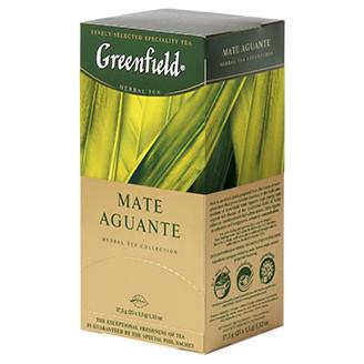 Čaj HERBAL MATÉ Aguante - Greenfield