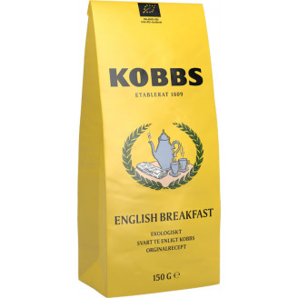 KOBBS Čaj ENGLISH BREAKFAST  125g
