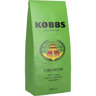 KOBBS Zelený čaj Earl Green 125g