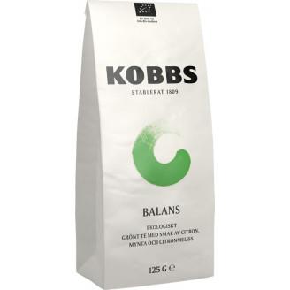 KOBBS BALANS zelený čaj citron 125g