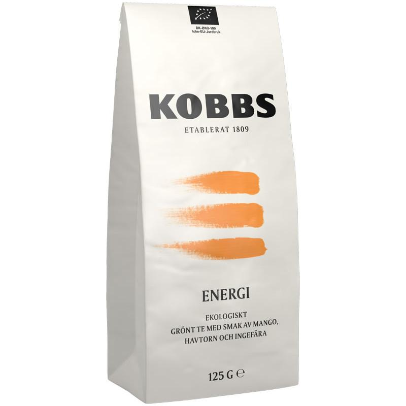 KOBBS Černý čaj ENERGI 125g