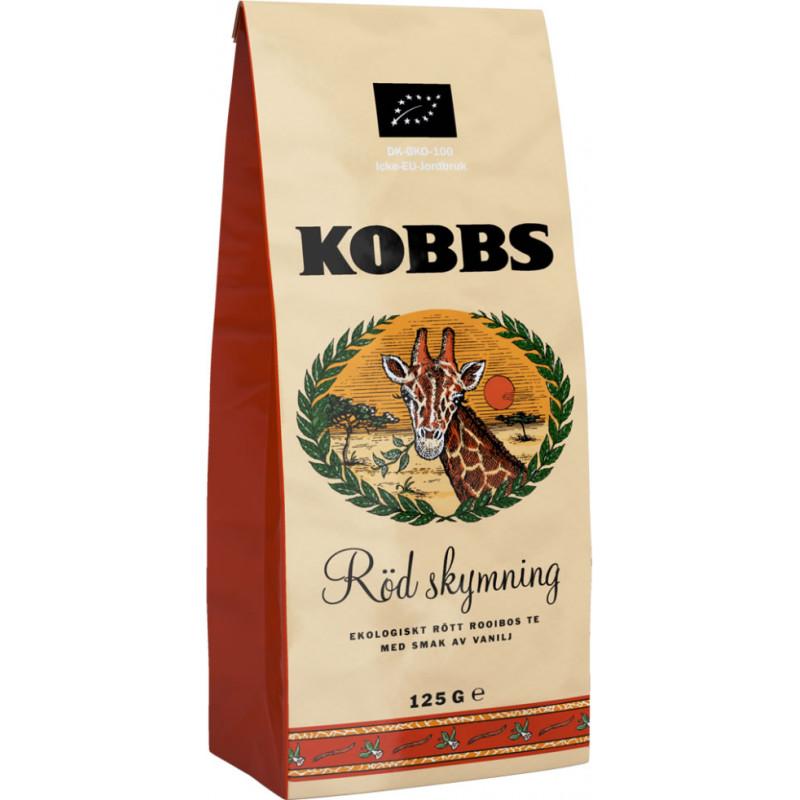 KOBBS Rooibos čaj EU Eko 125g