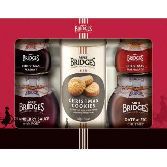 Červená sada džemů Mrs. Bridges