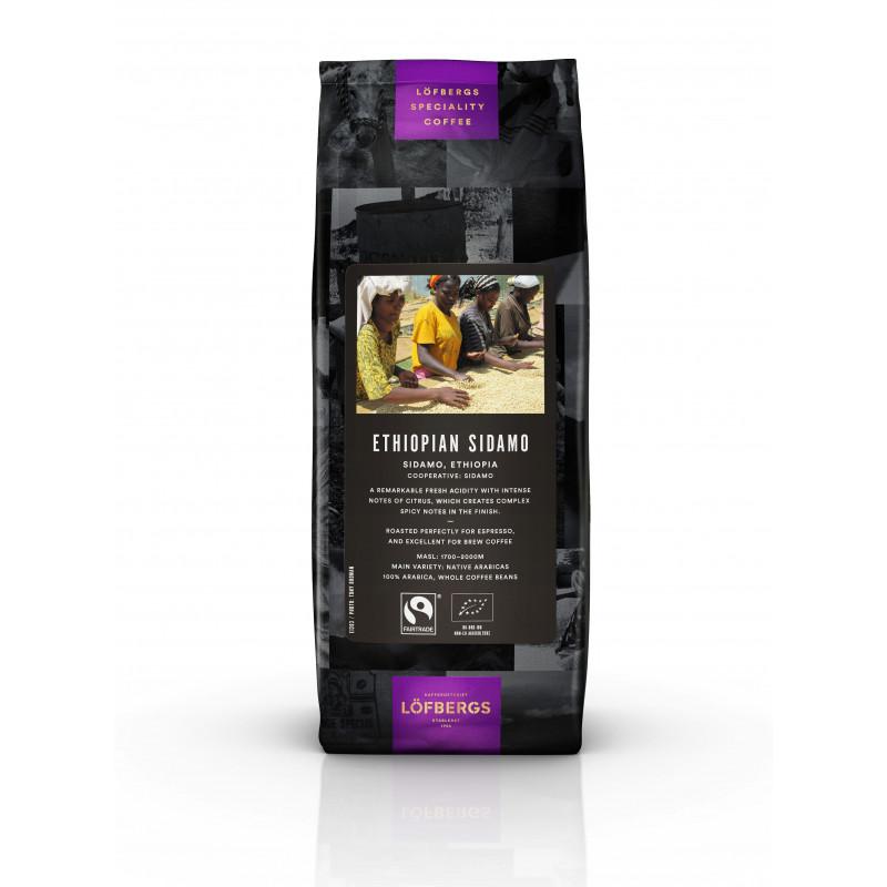 Ethiopian Sidamo Speciality Coffee 500g
