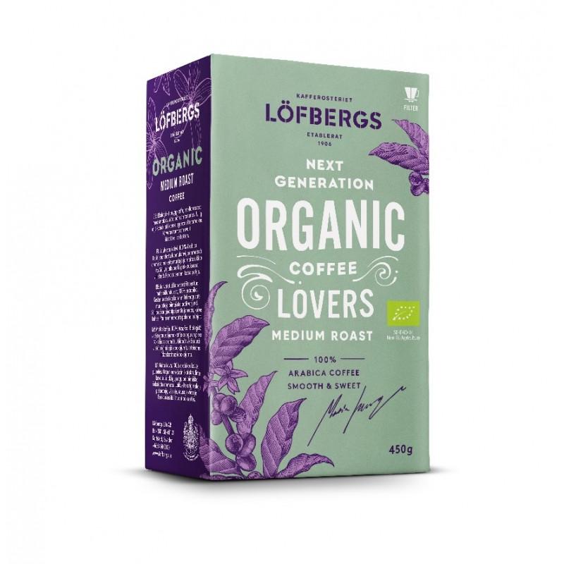 Löfbergs Organic 450g