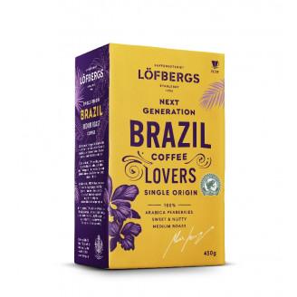 Löfbergs Brazil 450g