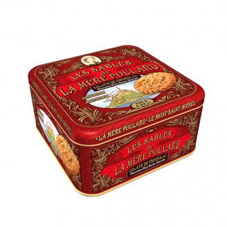 Sušenky La Mere Poulard Choco 250g