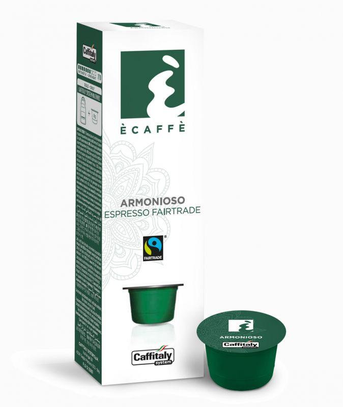 Káva Armonioso – kapsle - fair trade - 1