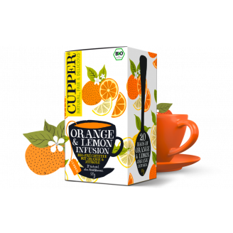 Cupper Pomeranč Citron