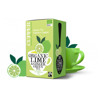 Cupper zelený limetka2