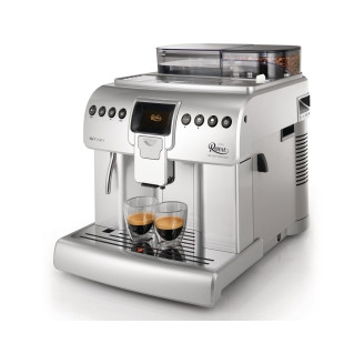 Repasovaný kávovar Saeco...