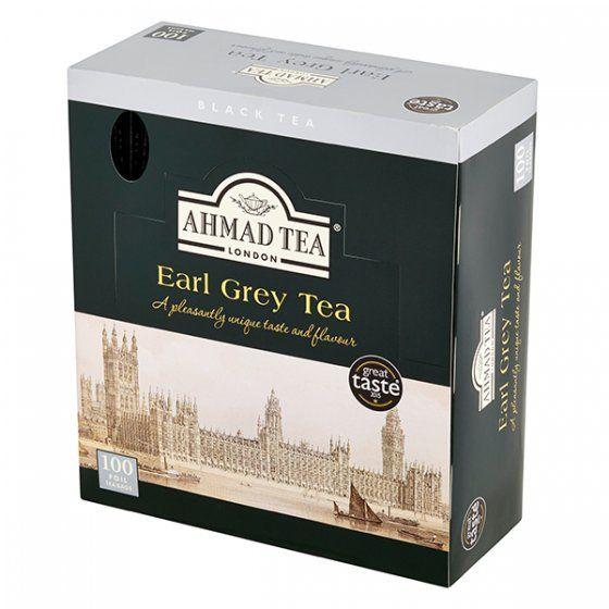 Černý čaj Ahmad Earl Grey 100 s - 1