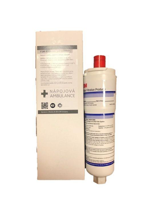 Filtr na vodu 3M pro sodobary - 1